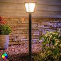 Philips Hue White+Color Econic LED-vejlampe